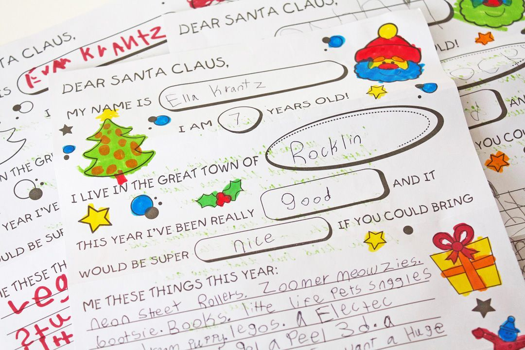 Write A Letter To Santa And Get A Reply From The North Pole