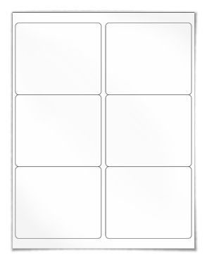 Free Blank Label Template Download WL Template In Word Doc - Name tag template word 6 per sheet