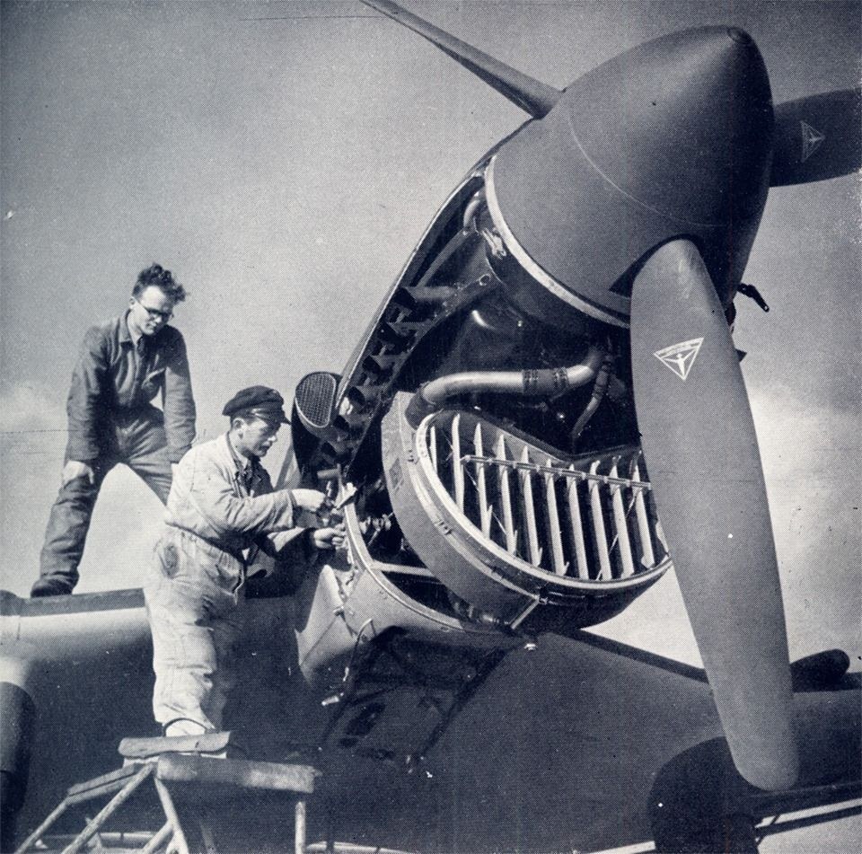 hight resolution of junkers ju87 engine 15 installing junkers diesel engine into junkers ju 87 stuka