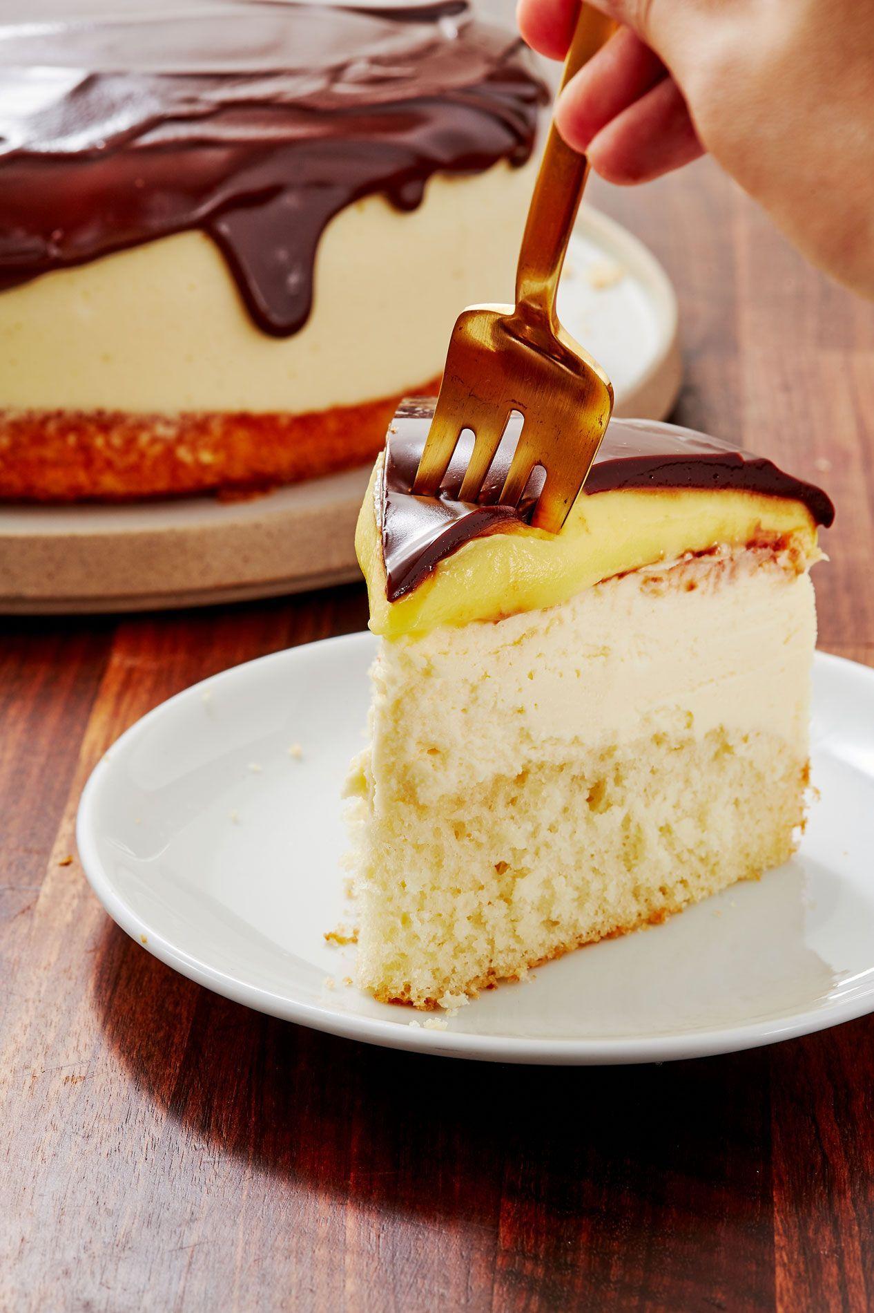 Boston cream cheesecake recipe cheesecake recipes