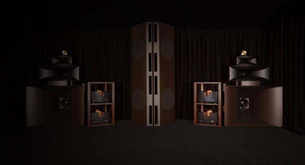 Viva Audio Master Horn loudspeaker system