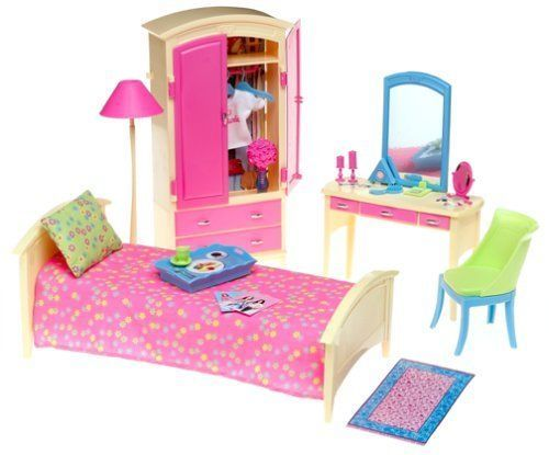 35++ Barbie doll and bedroom furniture set ideas in 2021
