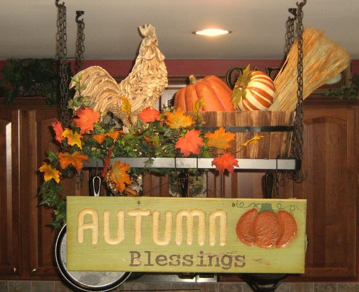 fall decorating kitchen kitchen fall decor fall