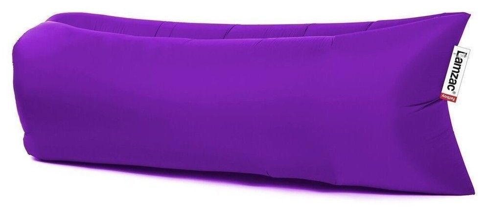 Bean Bags And Inflatables 48319 Lamzac Purple Fatboy Inflatable Air Chair Buy It Now Only 24 99 On Ebay Inflatab Inflatable Lounger Air Lounger Lounger