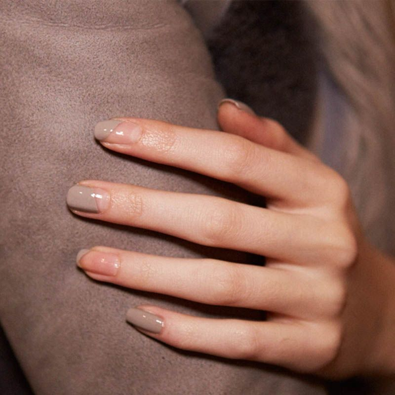 10 Nail Polish Ideas To Copy Right Now   Natural nails, Ring finger ...