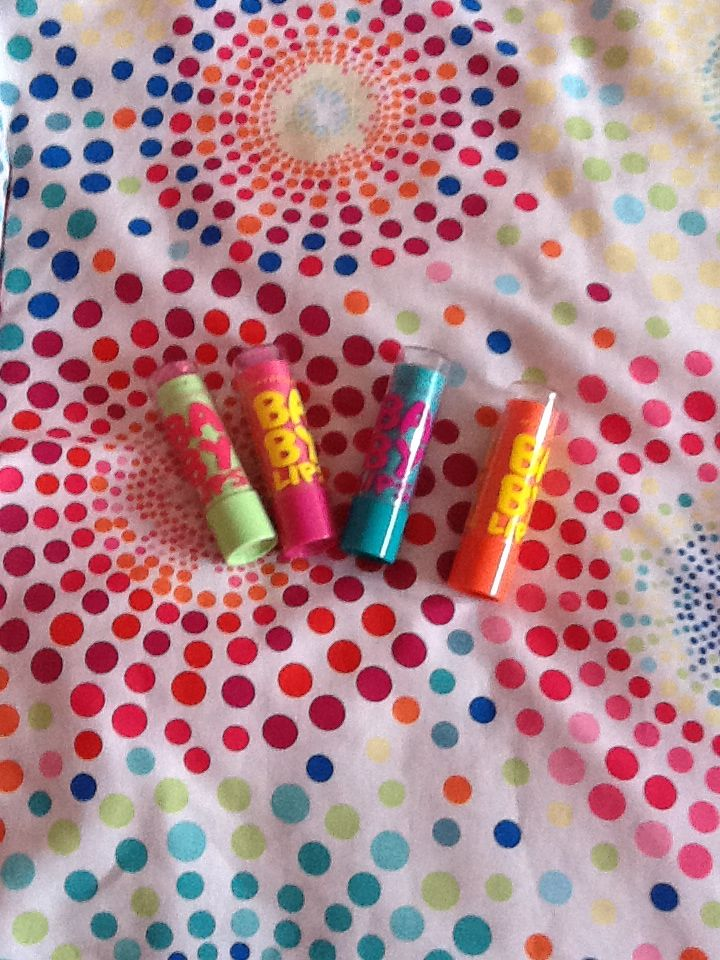 Loving my baby lips by maybelline
