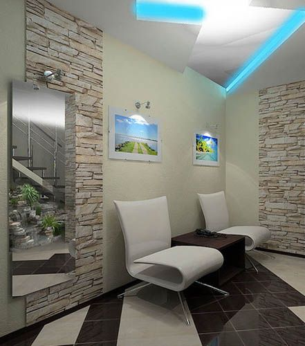 Home Lighting Design Ideas: 3d Interior Design Ideas For Entryways, Hallway Lighting