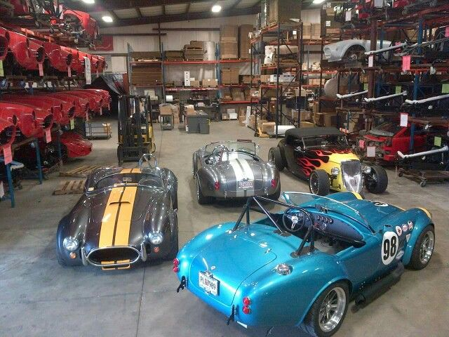 Factory Five Cars With Images Ford Mustang Cobra Shelby