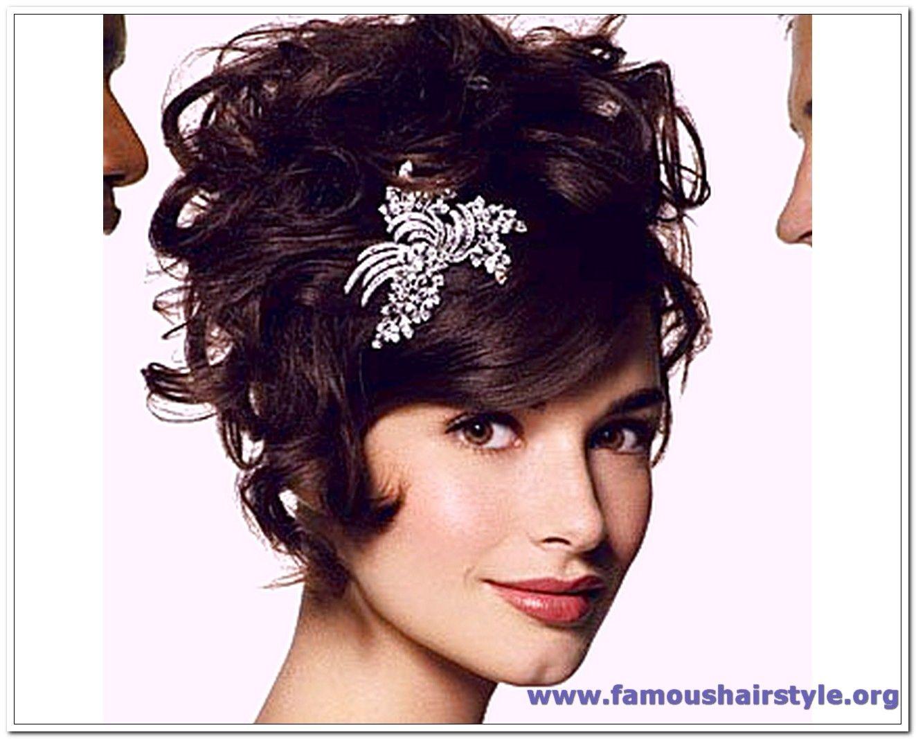 Medium Length Hair Updos For Wedding