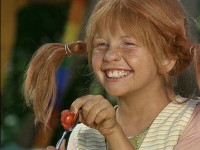 Pippi longstocking spunk
