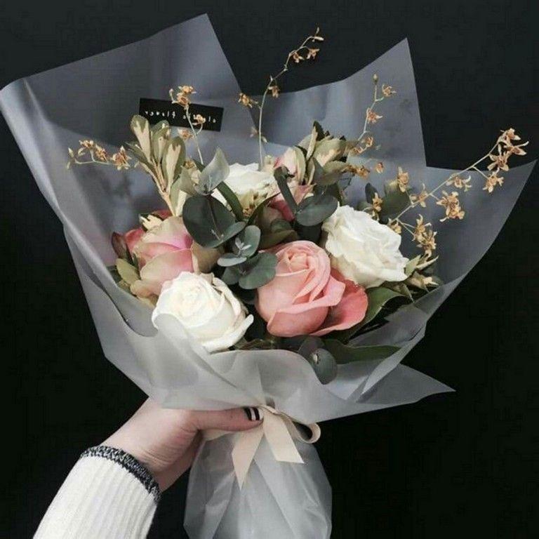 58+ Beautiful Rose Arrangement Ideas For Your Girlfriend