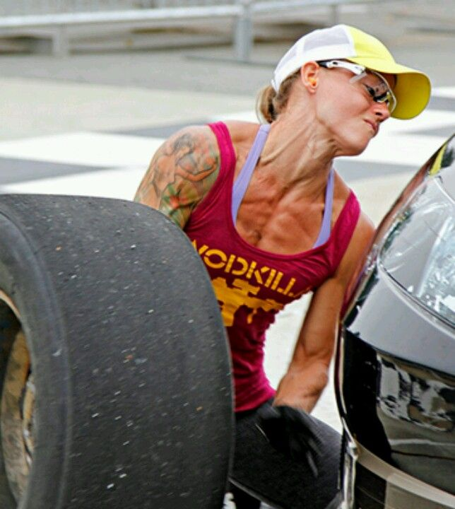 Christmas Abbott first female pit crew tire changer in NASCAR. AWESOME! | Christmas Abbott ...