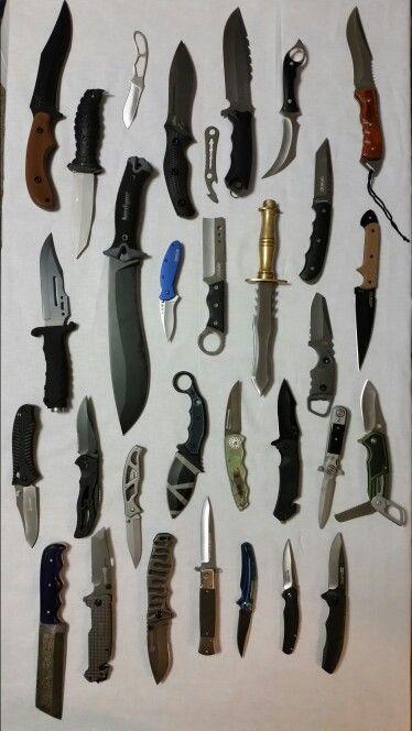 Just a few tools