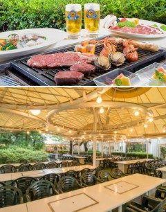 東京プリンスホテルビアレストラン ガーデンアイランドが6月10日(金にオープンしますよ  ドーム型ビアレストランは開放感いっぱいで爽やかな楽園気分緑に囲まれた屋外でバーベキューを楽しむことができます  #ビアガーデン #ビアホール #港区 tags[東京都]