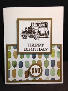 Guy greetings dad birthday card masculine card stampin up guy greetings dad birthday card masculine card stampin up rubber bookmarktalkfo Gallery