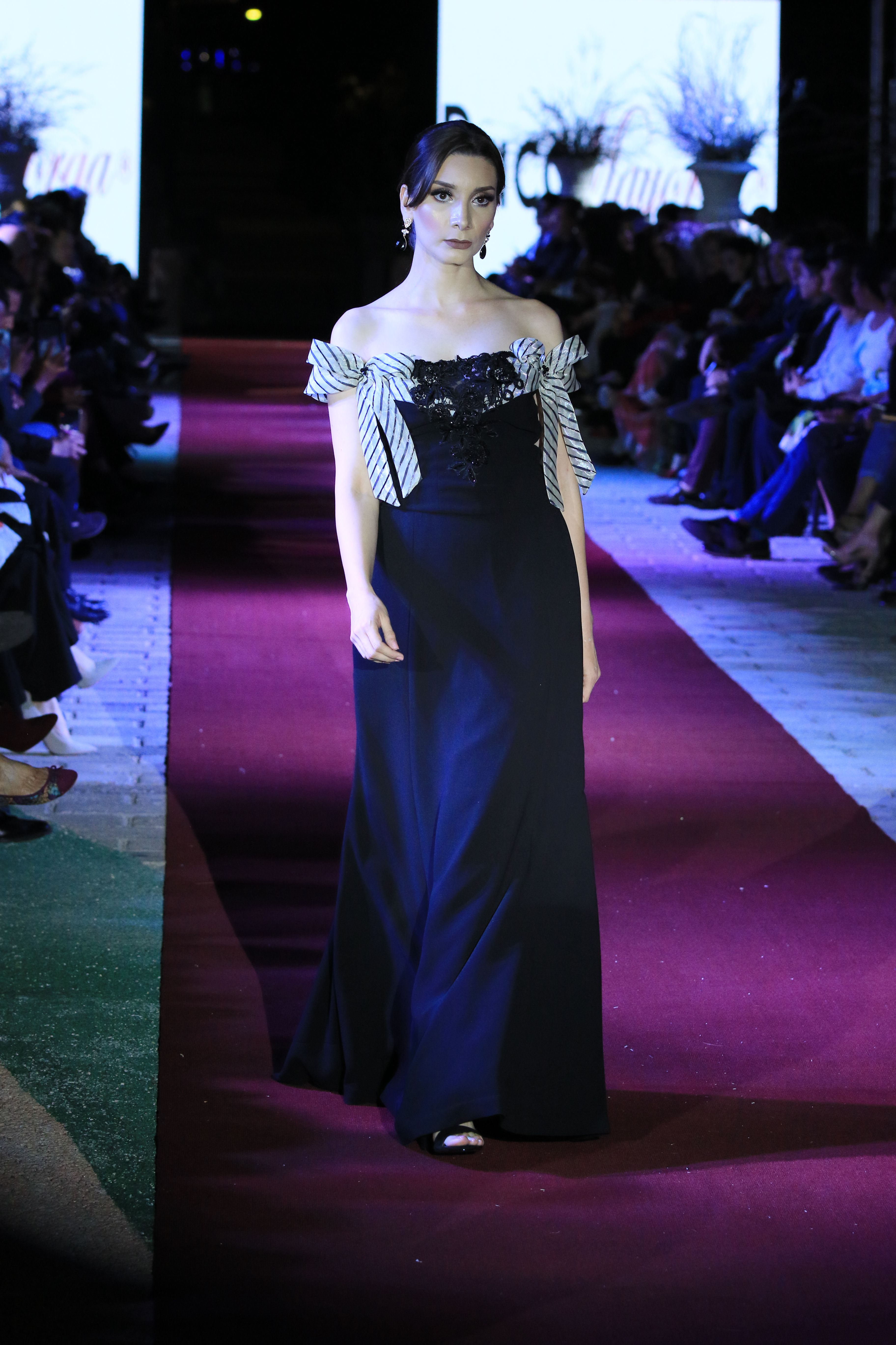 Encantador Diseñadores Del Vestido De Boda Negro Fotos - Vestido de ...