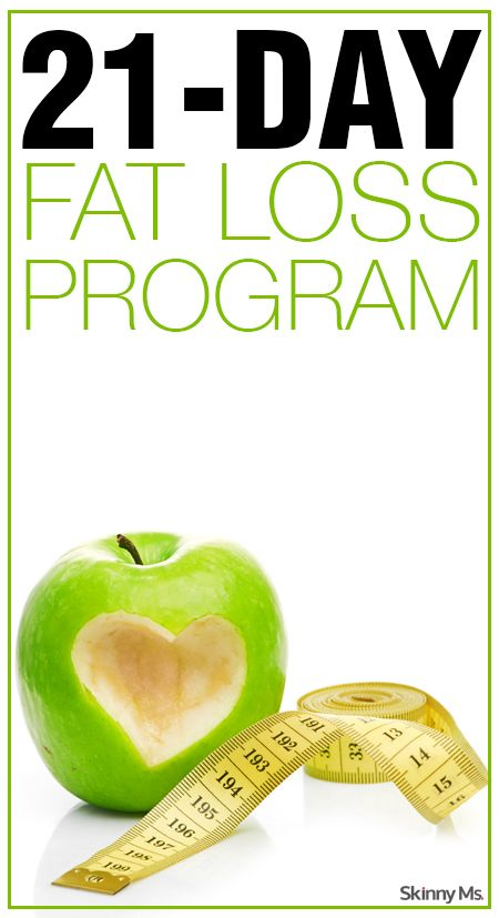 diet and exercise weight loss program