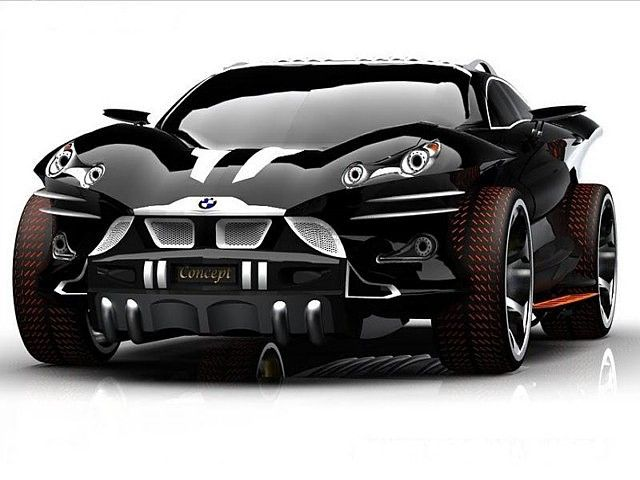 Bmw Hot Concept Car 2020
