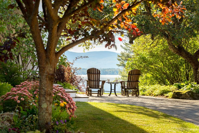 The Best 5 New England Inns for Spring New england, New