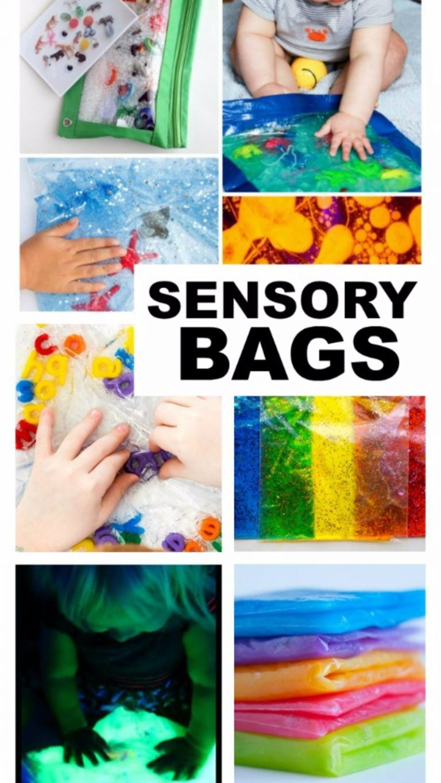 Diy Toddler Toys And Sensory Activity Ideas Diy Sensory