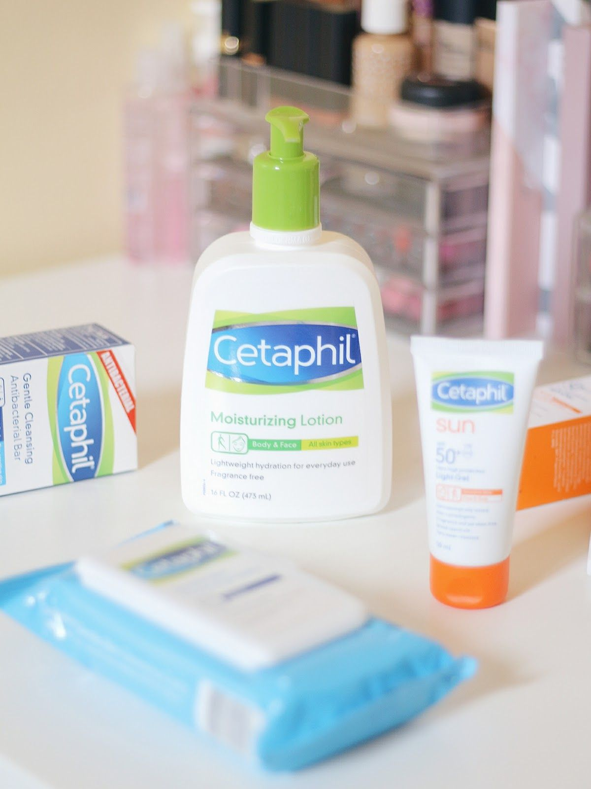 My Cetaphil Skincare Routine For Sensitive And Acne Prone Skin Basic Skin Care Routine Skin Care Routine Cetaphil