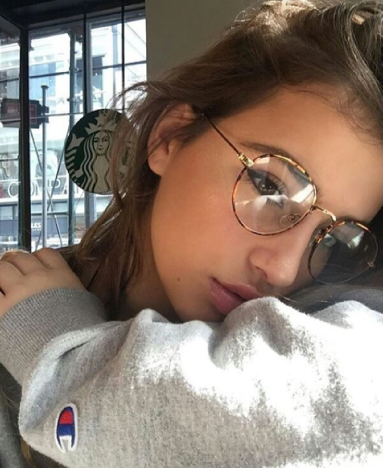 053953f79 Vintage ish glasses with a wife frame | Glasses in 2019 | Fotos ...