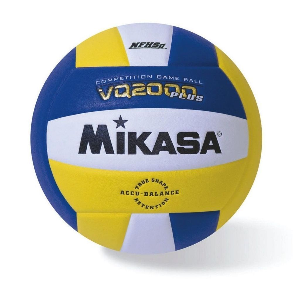 Mikasa Volleyball Indoor Competition Game Ball Nfhs Approved Royal Gold White Ebay Link Volleyballs For Sale Indoor Volleyball Volleyball