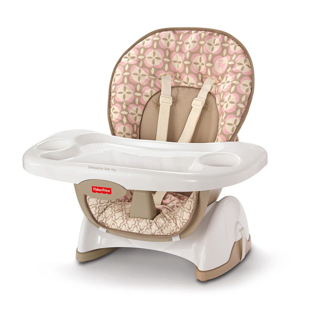 Fisher Price Spacesaver High Chair Pink Lattice Fisher Price Babies R Us Seat Pads Babies R Us Chair