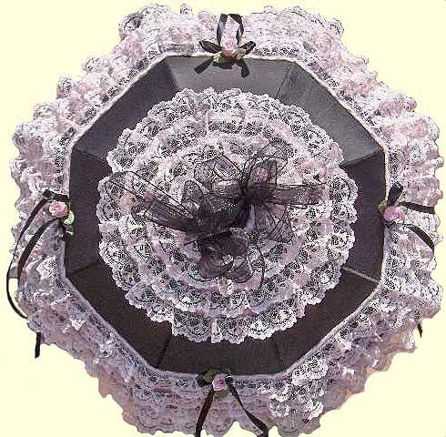 Retroscope Fashions Parasols | Lace parasol, Fancy ...