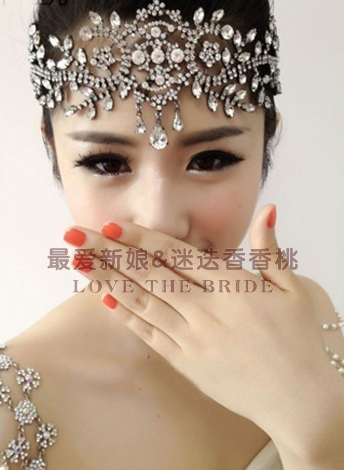 Compare Prices On Indian Forehead Jewelry Online Shopping Buy Low Wedding CrownsWedding HeadpiecesWedding