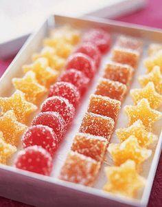 Gominolas caseras  Homemade jellied candies