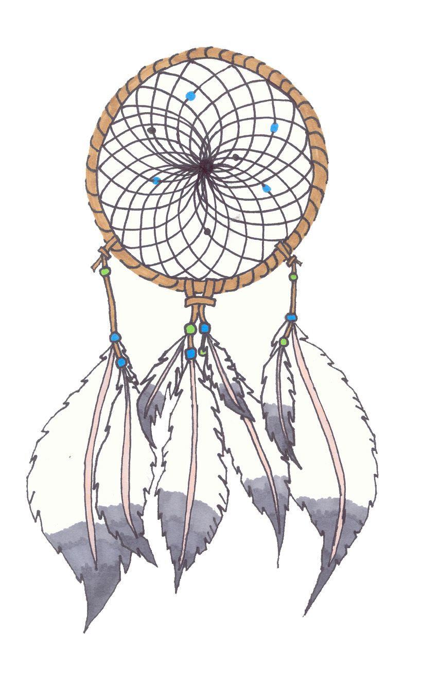 What Are Dream Catchers Mesmerizing Dream Catcher Drawings  Dreamcatcherjessator Fan Art Digital Design Decoration