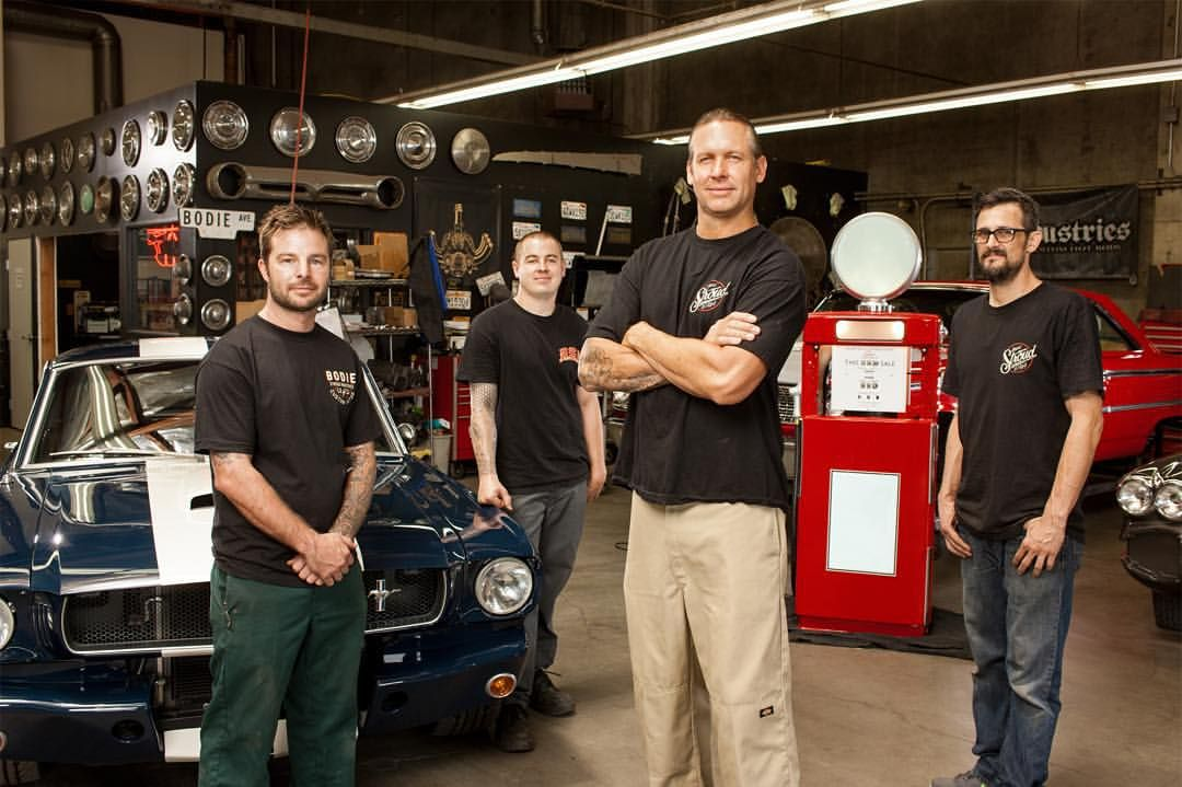 BodieStroud and the BSI Crew will be on the Newest