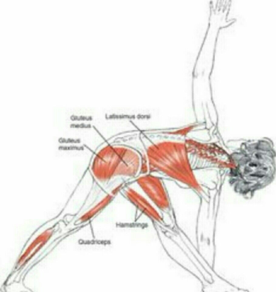 Stretch your side and back fat | Stop Shin Splints | Pinterest ...