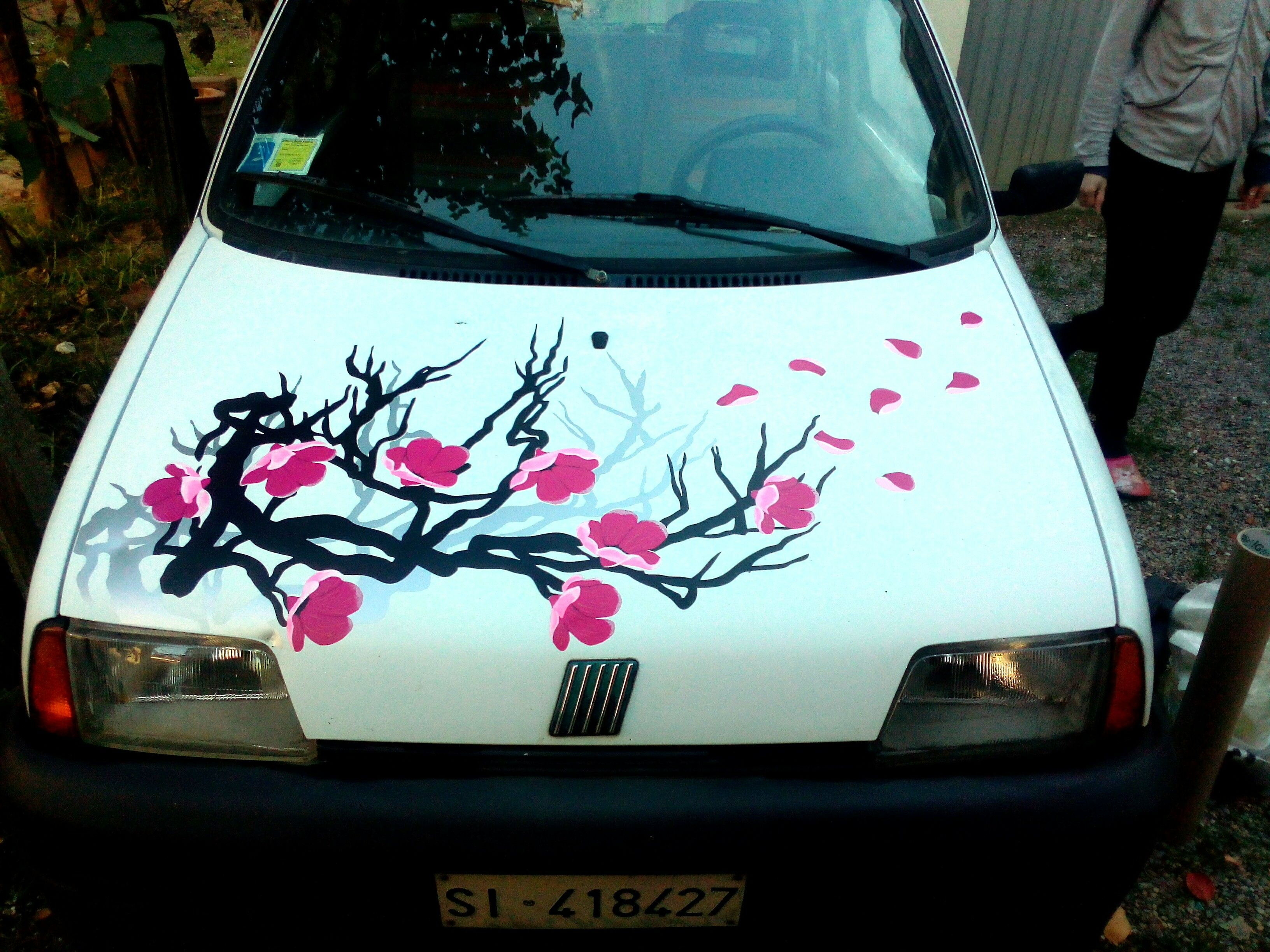 macchina della mia ragazza