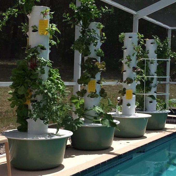20 Vertical Vegetable Garden Ideas: Grow Vegetables, Fruits & Herbs
