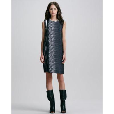 Women's Layered Mixed-Print Dress - 3.1 Phillip Lim
