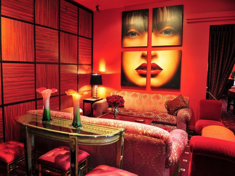 Red Room Color 49 Best Red Rooms Images On Pinterest  Red Rooms Red Walls And .