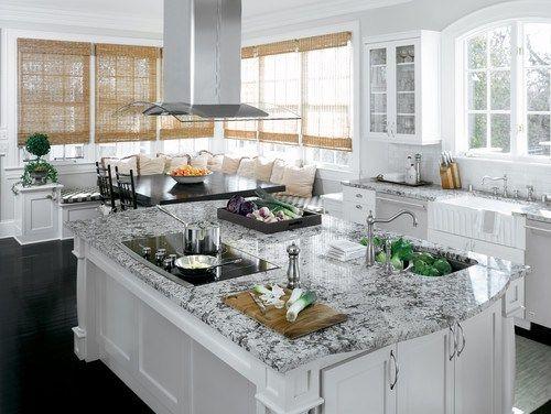 GE Monogram Kitchens