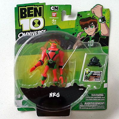 "4 PCS SELECTION BEN 10 OMNIVERSE 4/"" FIGURES WITH CHALLENGE ALIENS"