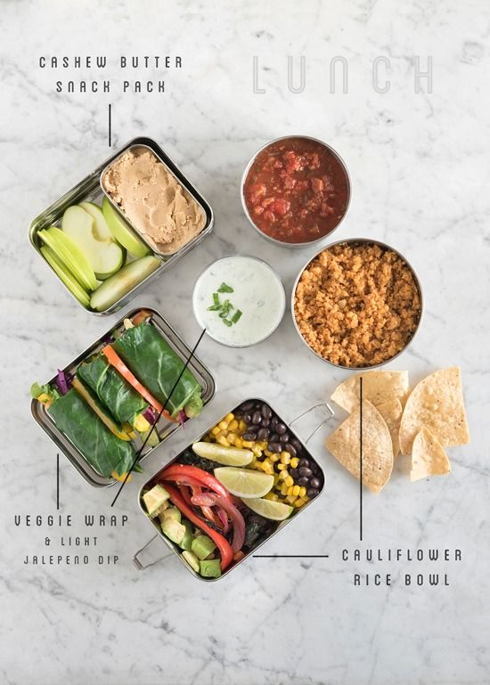 Three Healthy Packable Lunch Recipes You Can Make In Your