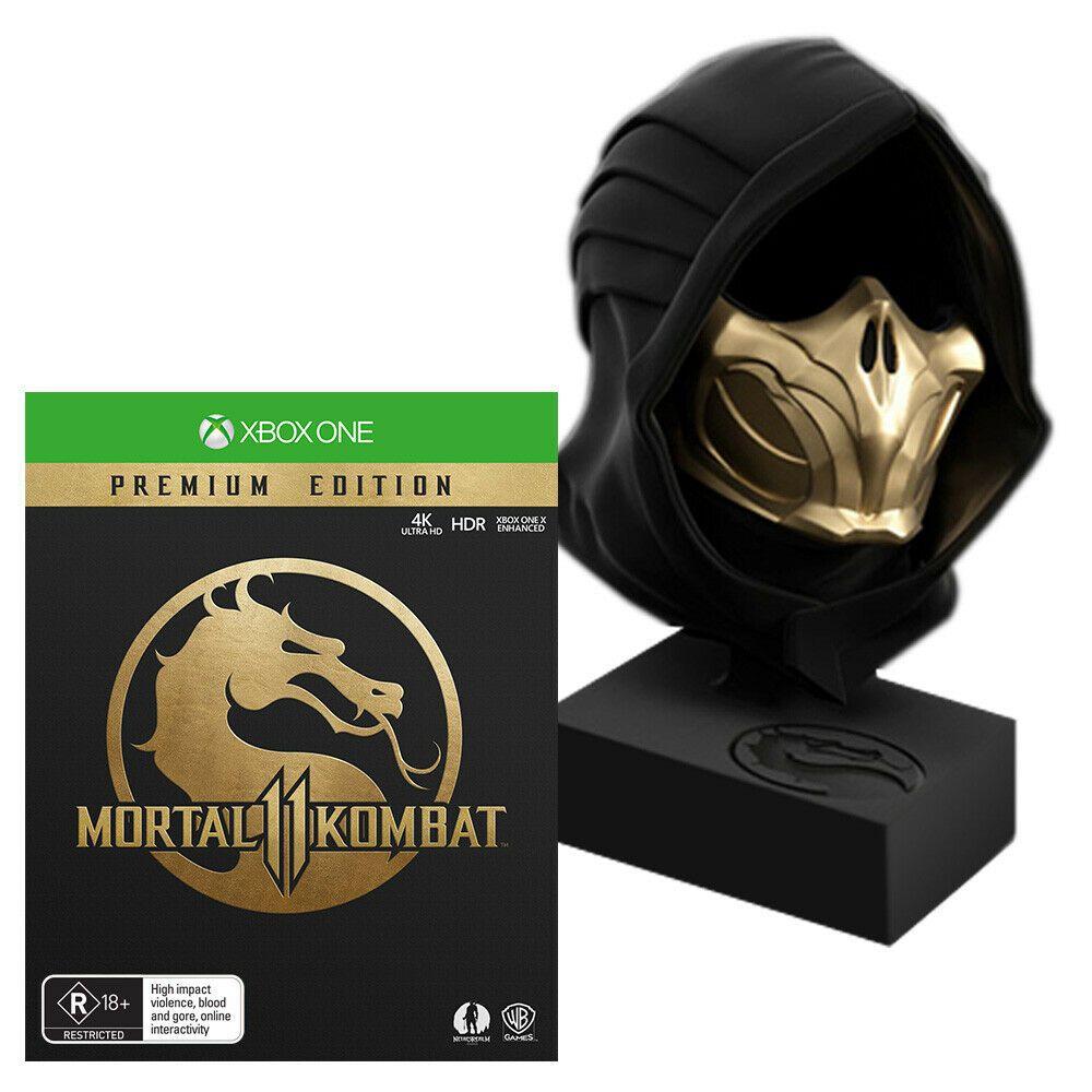 Mortal Kombat 11 Kollectors Edition Microsoft Xbox One Game 1 1