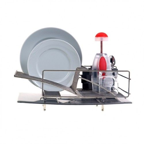 Rohan Dish Drainer Drains Effectively Dish Racks Dish Drainers