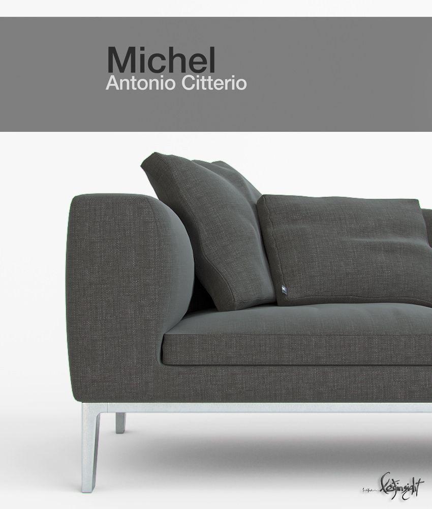 Michel Sofa By Lostinsight P Michel Sofa Design By Antonio