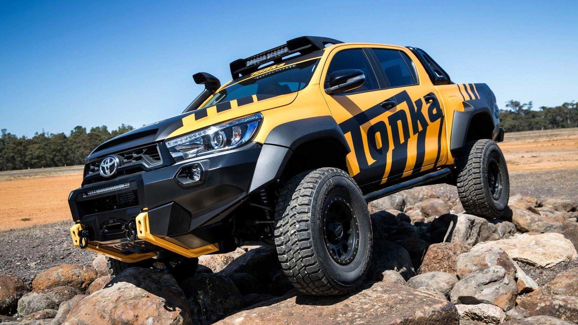 Tonka HiluxY Toyota Concept 6Jeep Camionetas SpUzqMVG
