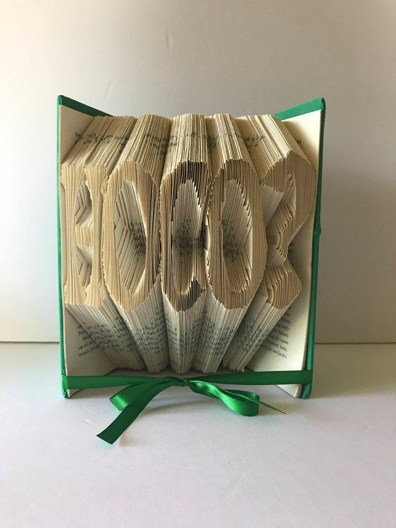 Ask to Homecoming, Book Folding, High School, HOCO Proposals, Ask Her, Girlfriend Boyfriend, Ask Him, Homecoming proposals, Book sculpture #hocoproposals