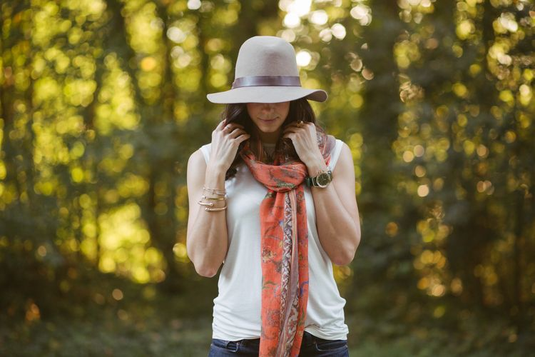Fall Accessories #fall #fallfashion #anthropologie #scarf #style