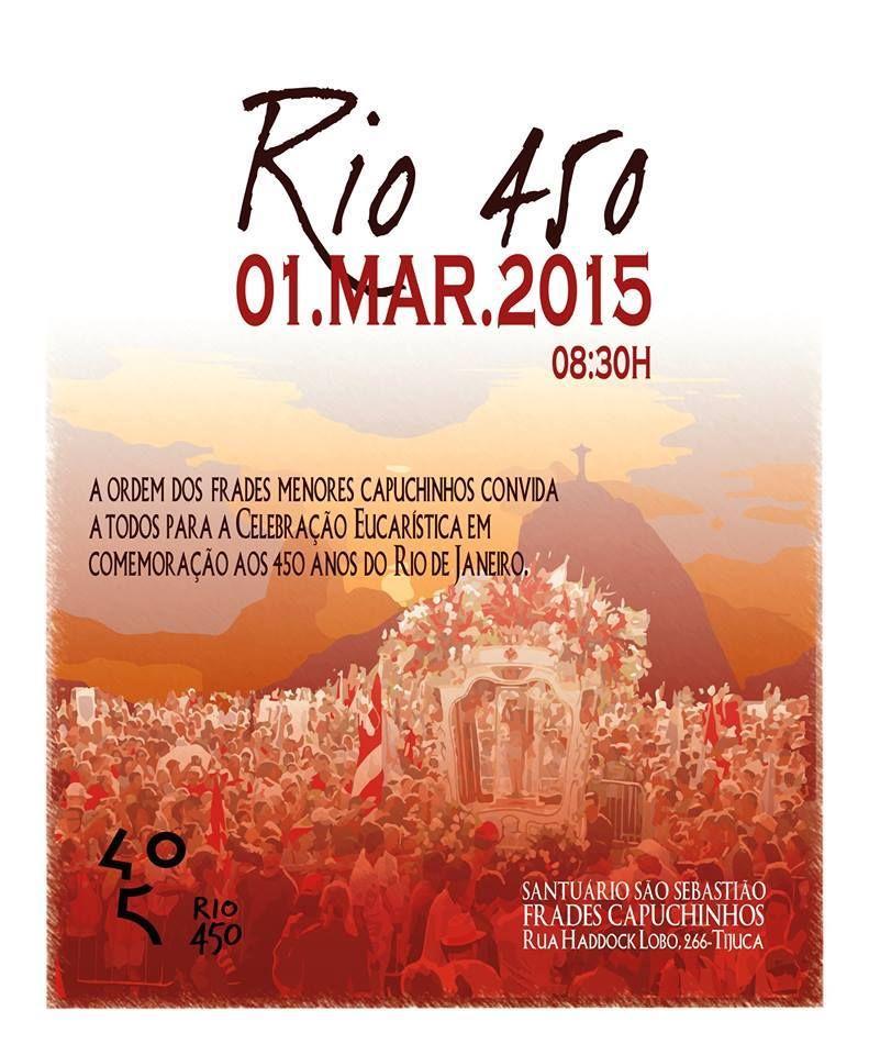 #Rio dos meus olhos 450anos