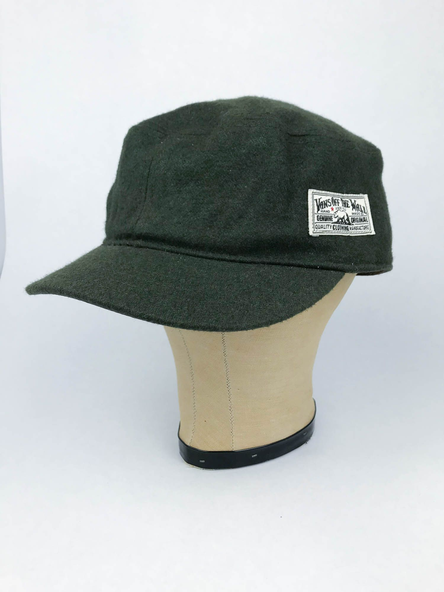 Vans Off The Wall Wool Cadet Hat S M on Blamm.com  VansOffTheWall   WoolCadetHat  vans  skater  cadethat e3554e66ff9