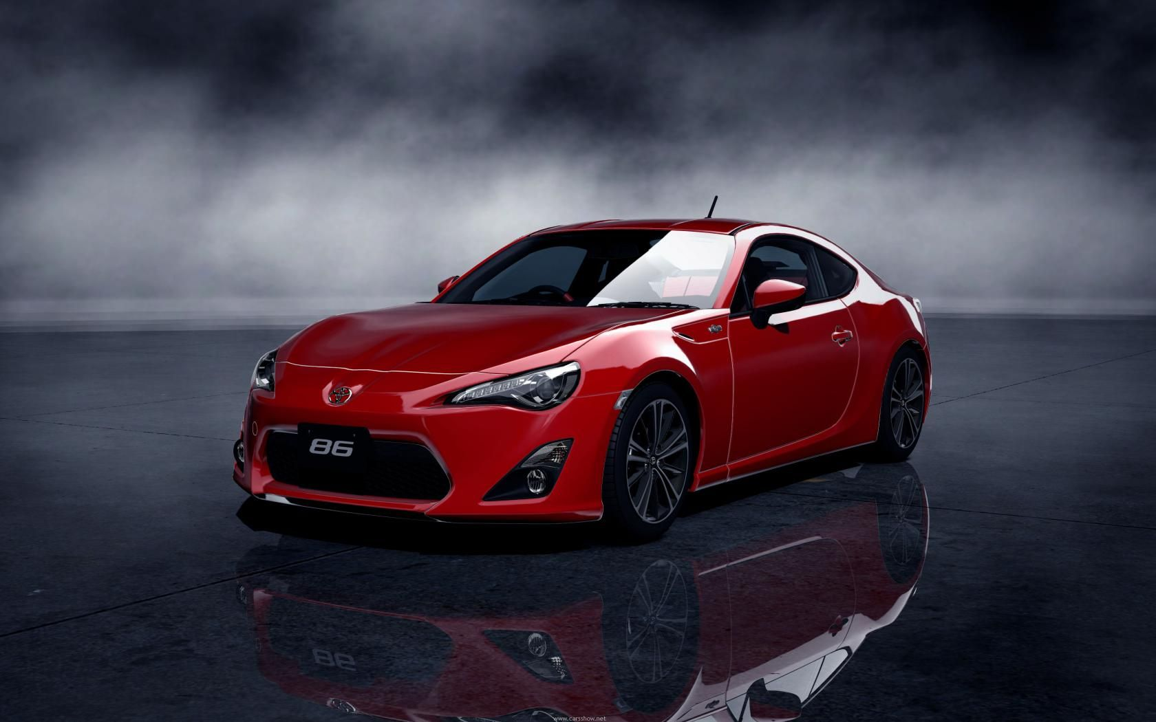 Red Toyota 86 HD Cool Car Wallpaper New Car Wallpapers